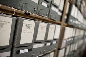 Training the Archive: Finding and Using Archival Resources