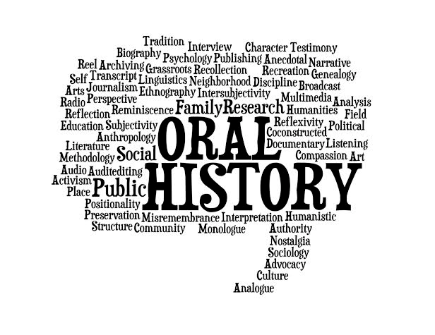 Oral Histories Taught Course